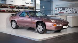 future porsche 928 porsche 928 s4 restoration porsche classic partner youtube