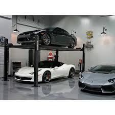 garage shop accessories costco challenger lifts 4 post home storage automotive lift