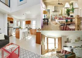 cuisine en l ouverte sur salon cuisine ouverte sur salon en 40 nouvelles idées du moderne au rustique