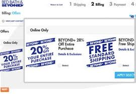 20 Off Entire Purchase Bed Bath And Beyond Beyond Terms U0026 Conditions