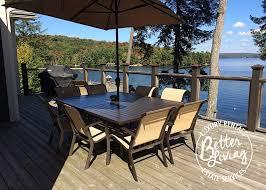 Cottage Rentals Lake Muskoka by Rosseau Retreat Better Living
