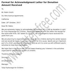 Transcript Request Letter Exle formal request letter sle for acknowledgment letter for donation