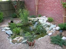 backyard pond ideas small