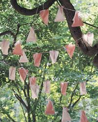 outside wedding decorations outdoor wedding decorations that are easy to diy martha stewart