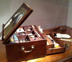 this late eighteenth century artist s box is like a portable