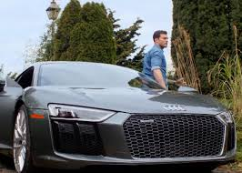 Audi is the star of the new Fifty Shades Freed trailer VIDEO
