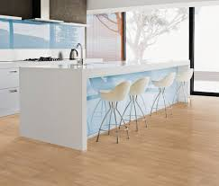 White Kitchen Floor Ideas Charming Cleanly White Kitchen Island And Cabinets With Modern