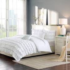 Shabby Chic White Comforter by Buy White Ruffle Comforter From Bed Bath U0026 Beyond