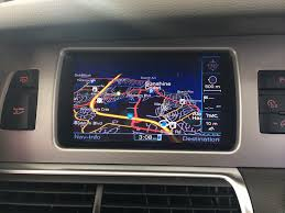 2014 audi map update a4 a5 q5 a7 a8 q7 a1 q3 mmi 3g 3g plus v 5 6