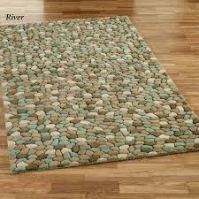 Wall To Wall Bathroom Rugs by Pebble Area Rugs