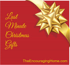 last minute gifts for last minute christmas gifts