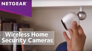 arlo wire free home wifi security cameras hd outdoor indoor