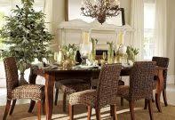christmas candle centerpieces table best dining room furniture