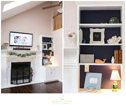 my home fireplace bookcase built ins loversiq