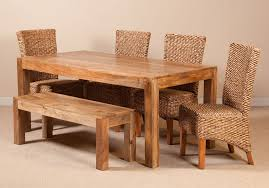 mango wood dining table milano rattan seater light amazing mango wood dining table wall