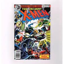 Uncanny Uncanny X Men 119 Grade 8 5 Bronze Age Christmas Tale From Marvel