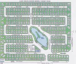 manufactured home park plans home plans