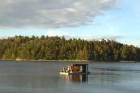 beautiful lake huron floating house by mos inhabitat green inhabitat green design innovation architecture green building