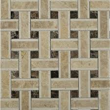 best basketweave tile backsplash gallery home design ideas