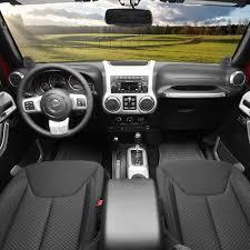 rugged ridge chrome interior trim