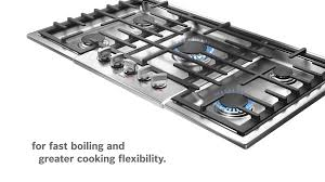 Gas Cooktop With Downdraft Vent Bosch Downdraft Ventilation Kieffer U0027s Applianceskieffer U0027s Appliances
