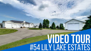 Acreages For Sale by 54 Lily Lake Estates Parkland County Acreage For Sale Youtube