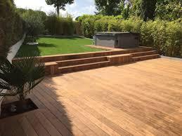 jacuzzi bois exterieur pour terrasse spa terrasse bois u2013 myqto com