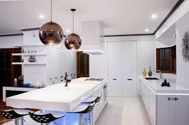 spots cuisine éclairage de cuisine 45 idées suspensions ou spots à choisir