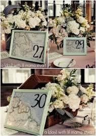 Wedding Table Cards 13 Destination Wedding Table Card Ideas