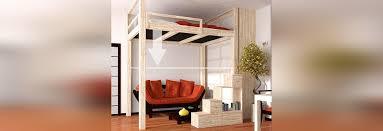 Lit Escamotable Plafond Lit Escamotable Rising Cinius