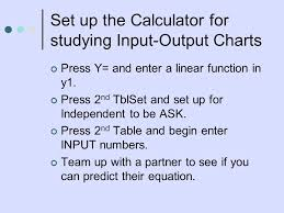 input output tables calculator input output tables calculator click to see an image with additional
