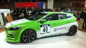 volvo race car volvo v40 bio diesel racecar from heico sportiv revealed