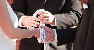 celtic handfasting cords how to do a handfasting