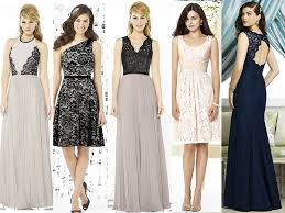 dessy bridesmaids bridesmaids dresses with lace detailing