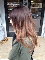 lightened front hair sombres ombres balayage and flamboyage grace to create