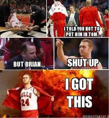 Brian Scalabrine Meme - the white mamba home