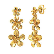 gold earrings costco
