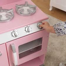 pink retro kitchen u0026 refrigerator