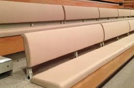 retractable and telescopic seating u2014 retractable bleacher