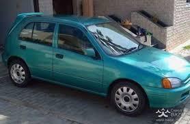 toyota starlet toyota starlet 1998 hatchback 1 3l petrol automatic for sale