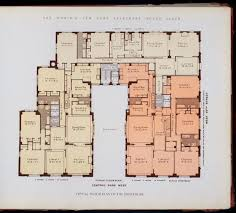 World Floor Plans 10 Elaborate Floor Plans From Pre Wwi Nyc Apartments Apartments