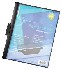 Oxford Esselte Folders Clear Front Report Covers