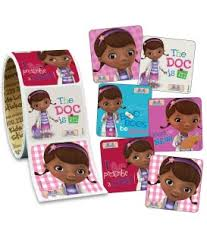 doc mcstuffins stickers roll kids love stickers