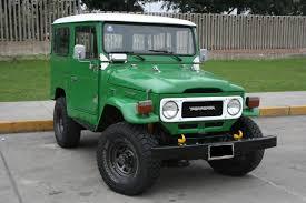 vintage toyota jeep wish list toyota fj 40 old pines juan pa pinterest