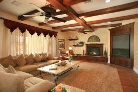 craftsman living room terracotta tile floors zillow digs zillow