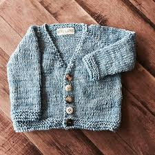 cute little baby cardigan sweater very easy to knit kid knit
