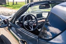 mazda miata 2017 interior review 2017 mazda mx 5 rf grand sport canadian auto review