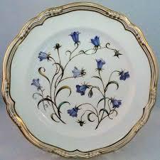 canula cake plate handled 12