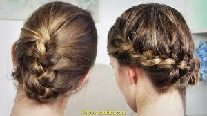 Frisuren Mittellange Haare Geflochten by Kreativ Frisuren Mittellanges Haar Geflochten Deltaclic