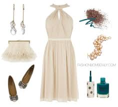 how to at a wedding summer 2013 style inspiration how to dress up a simple cocktail